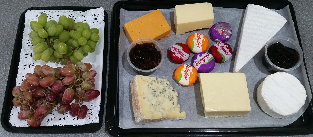 cheese board - mixed platters